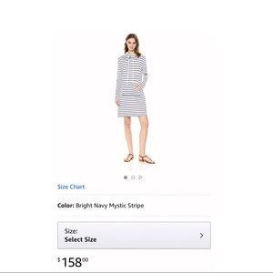 Lilly Pulitzer UPF 50+ Hillary Popover Dress